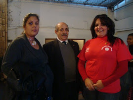 EMBAJADOR CUBANO LUIS DELFIN PEREZ OSORIO Y VIRLY TORRES