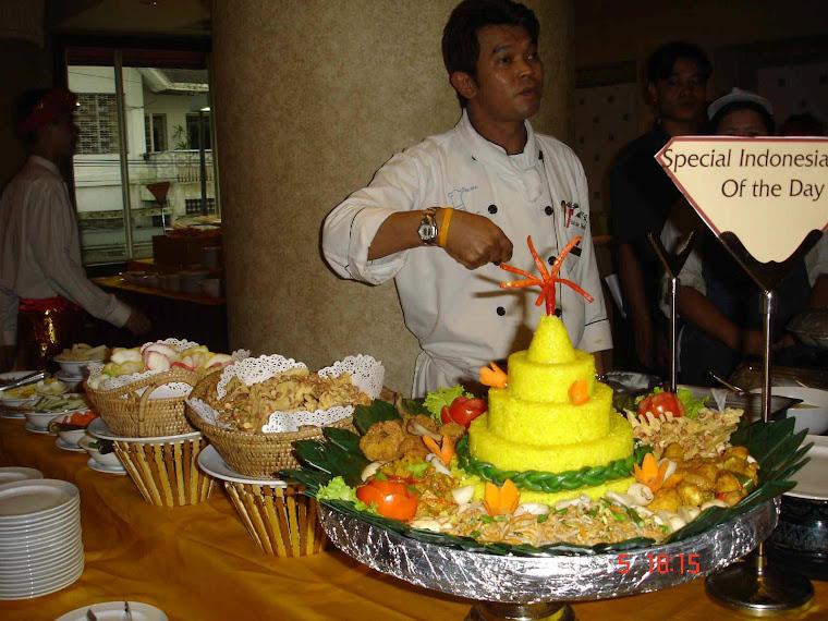 festival makanan indonesia di yangon agustus 2007