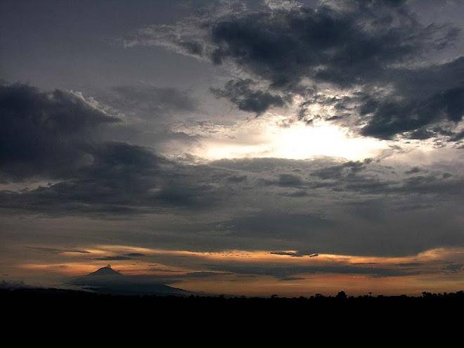 gunung slamet jawa tengah