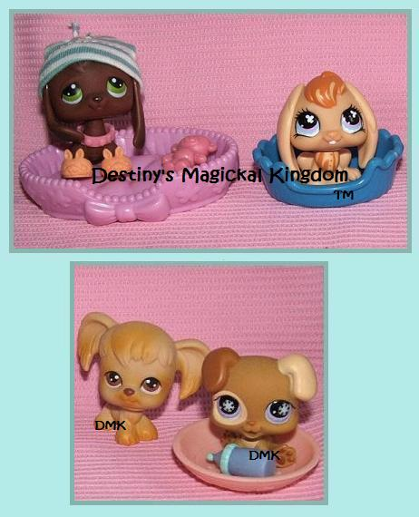 Littlest Pet Shop..Perfect For My Tiny Babies Pets!!