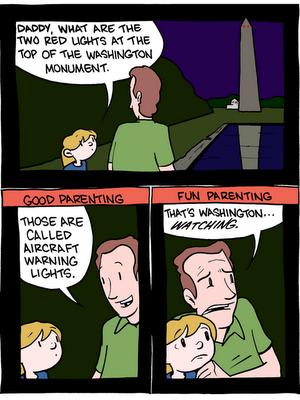 Good vs Fun Parenting