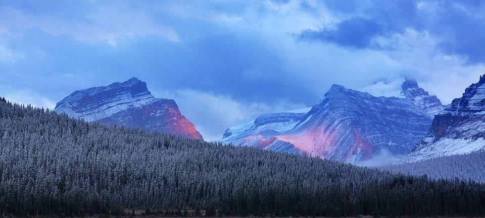 Alberta, Canada - Last Glow
