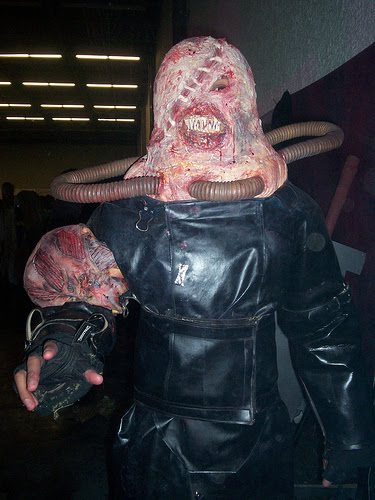 Top 5 Creepiest Costume Play - Nemesis Cosplay