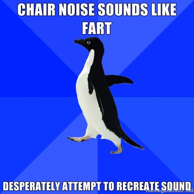 funny fart sounds. Chair Noise Sounds Like Fart