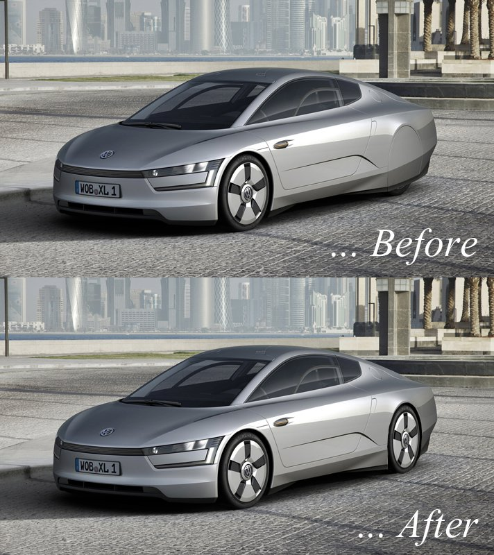 Volkswagen, Fixed The L1 Concept