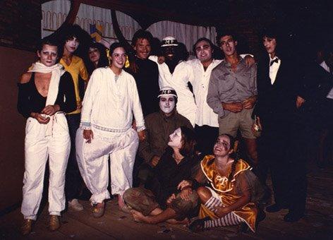 Compagnia teatrale, cast. Quinto Piano