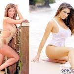 Lucy Pinder Sexy Bikini Posters