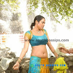 Meenakshi Sexy Posters In Rajathiraja Tamil Movie