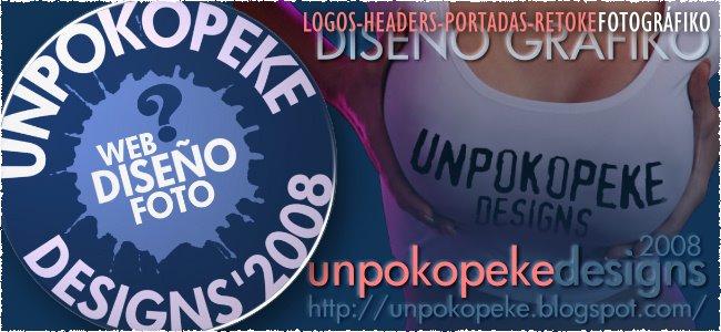 UNPOKOPEKE DESIGNS 2008