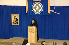 Addressing St. Tikhon's Seminary Assembly