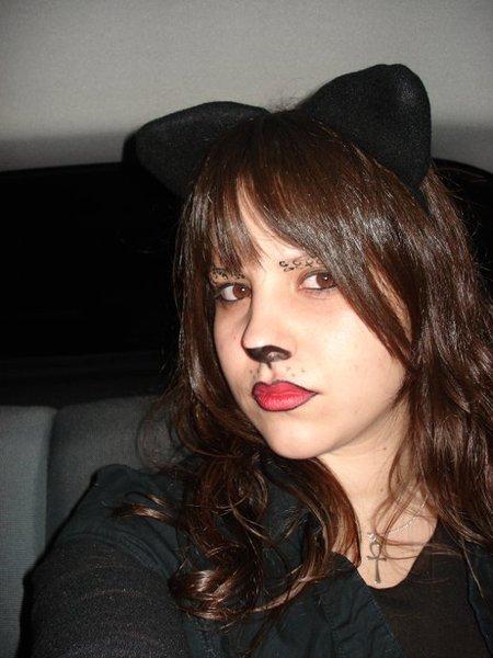 Eliolosqe Halloween lleno de maquillaje