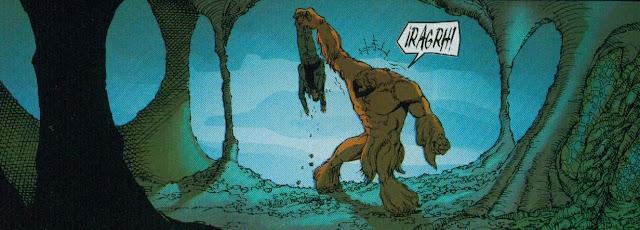 Wolverine en situación precaria