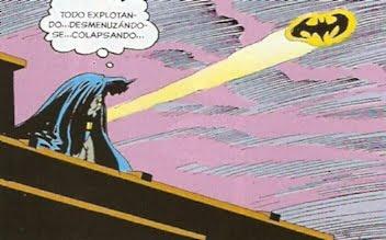 Batman superado por los acontecimientos