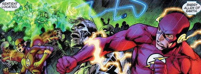 Varios Flash en el mismo mundo