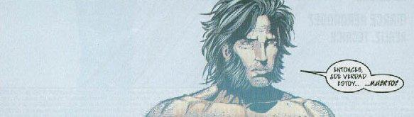 Wolverine en plena crisis existencial