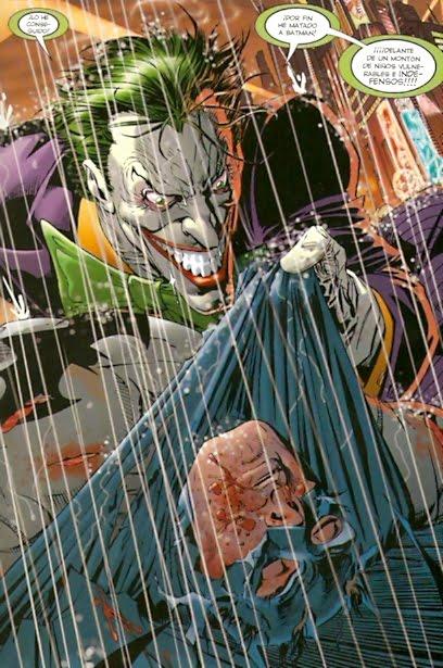 Joker a punto de hacer realidad sus sueños locos