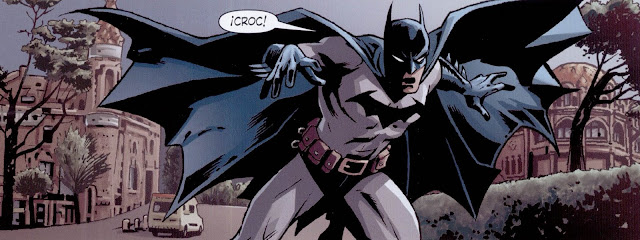 Estará Barcelona segura con Batman suelto