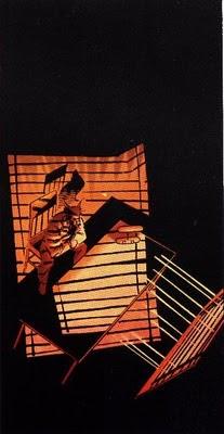 Wolverine meditabundo