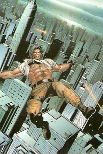 Wolverine en suspensión
