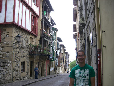 Old town of Hondarribia
