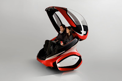Concept car EN-V neomaquina 2010