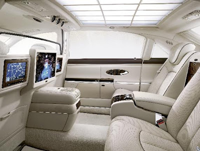 maybach neomaquina 2010 interior 2