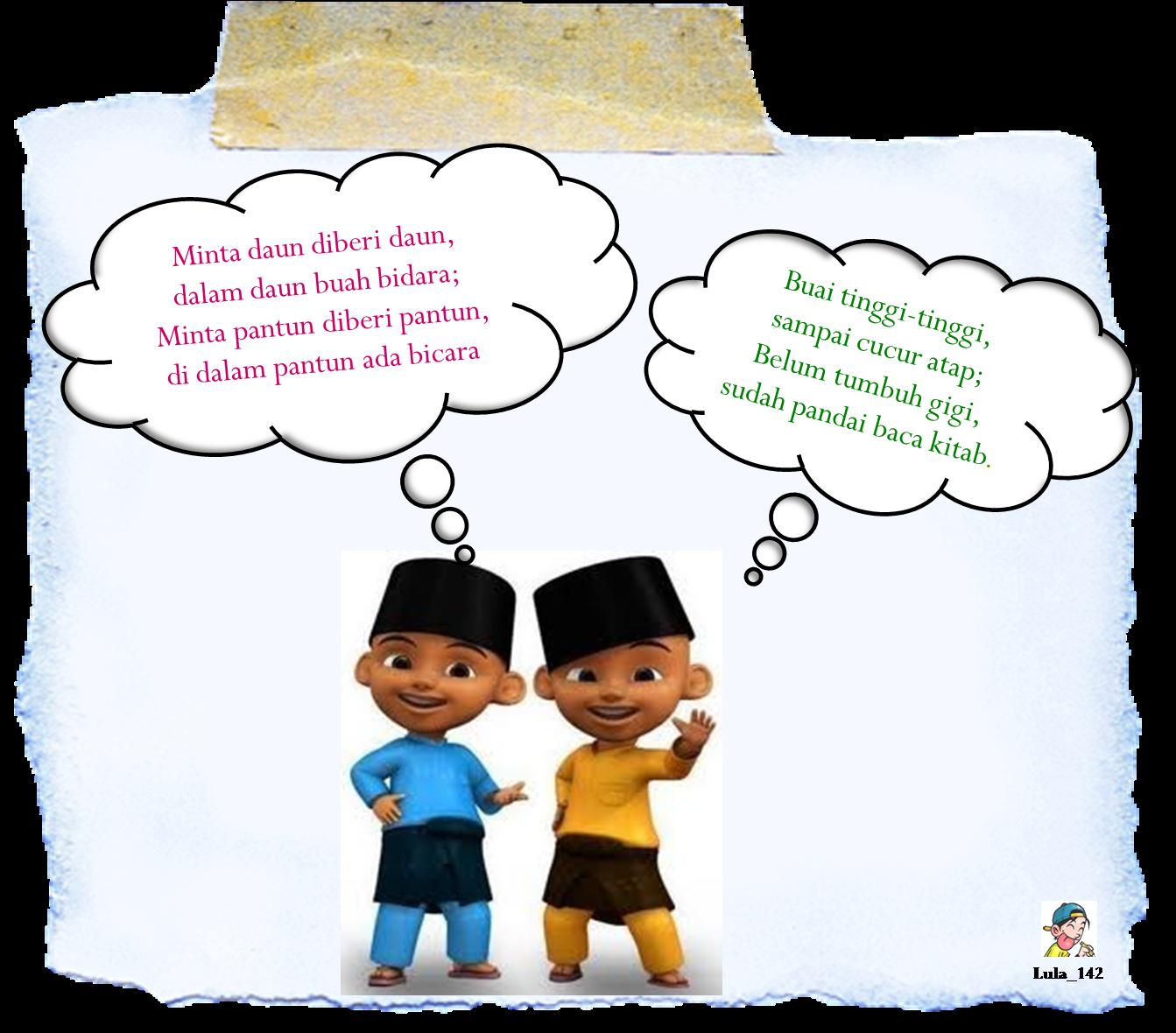 Lakaran Citra Bahasa Tak Lapuk Dek Hujan Tak Lekang Dek Panas