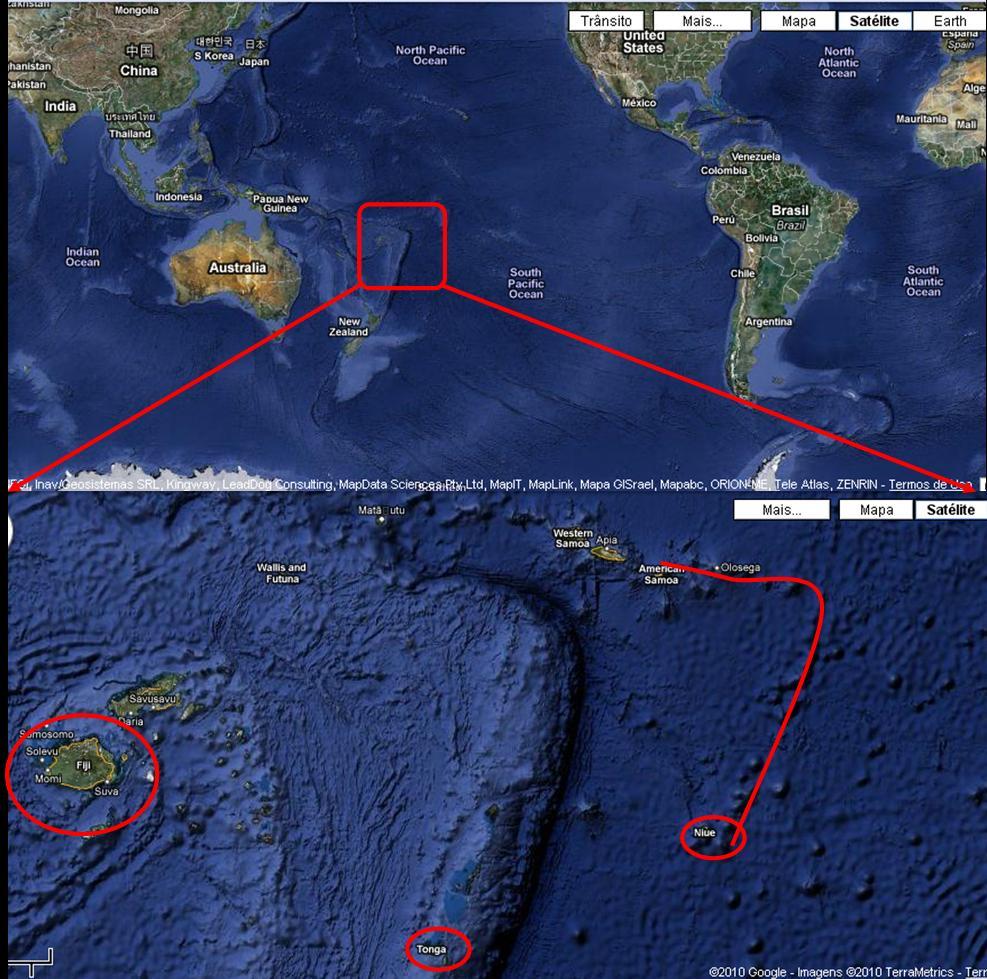 Falha de Tonga