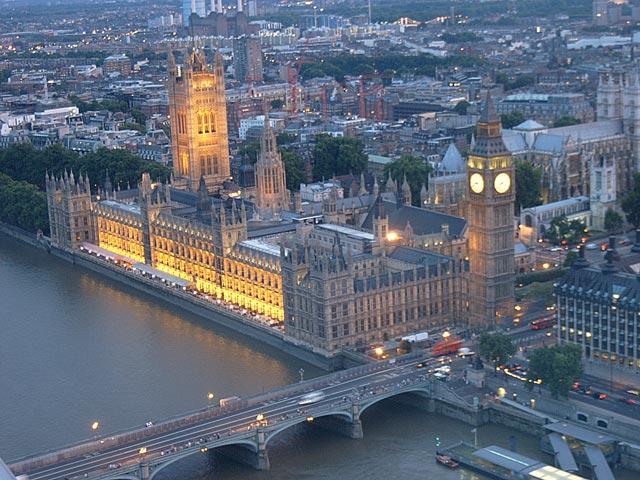 Туристичні принади лондона