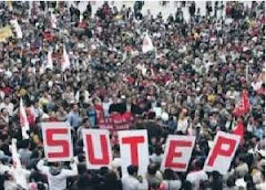 12 DE MAYO: ¡ PARO NACIONAL DEL SUTEP!