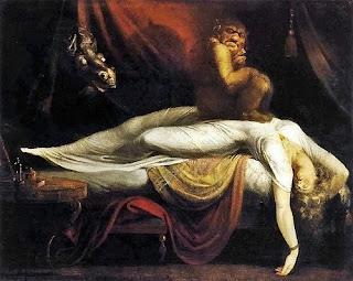 Henri Fuseli's Nightmare