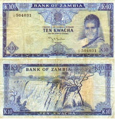 zambia currency