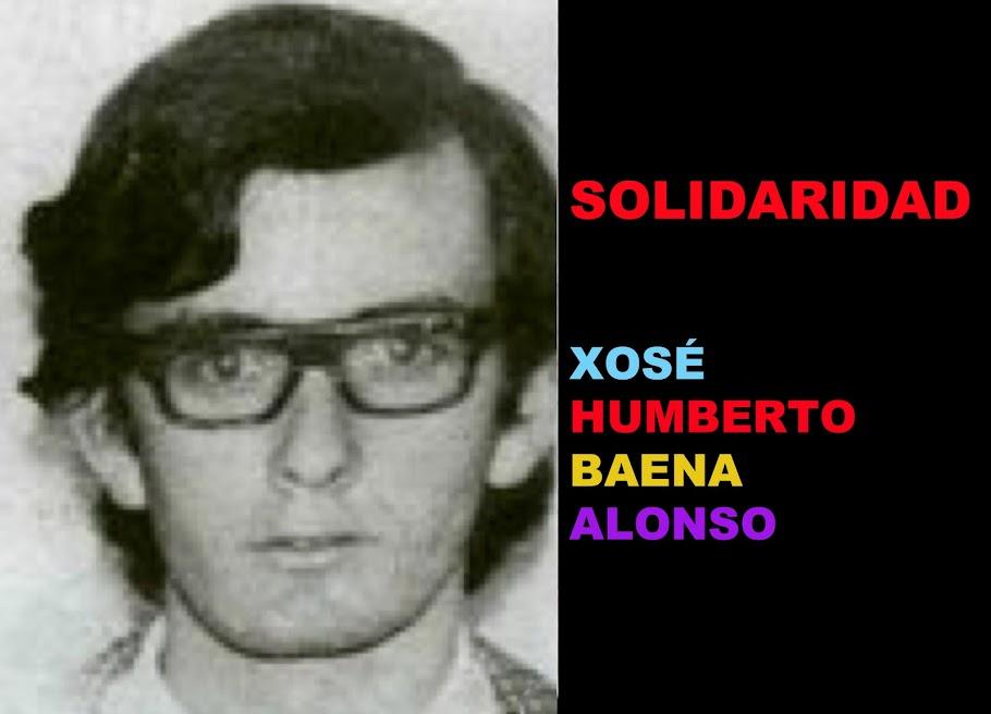 SOLIDARIDAD XOSÉ HUMBERTO BAENA