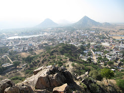 Pushkar - Hilltop Temple