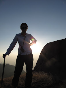 On Top Of Mt Abu