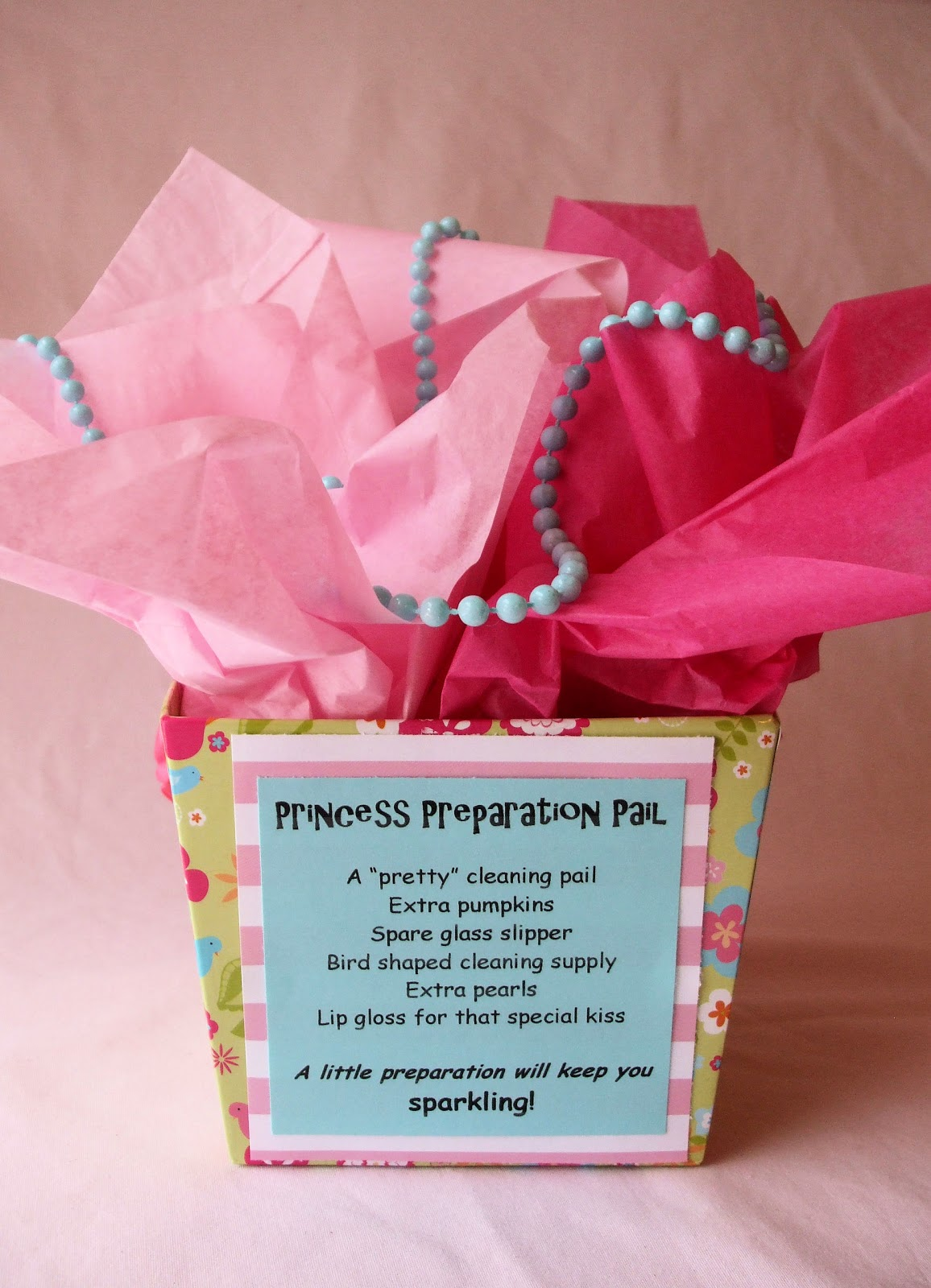 My Creative Stirrings: Cinderella Party Favors
