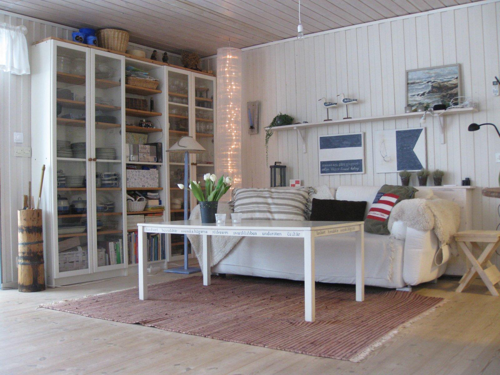 Mycket annat & lite betong: vardagsrum
