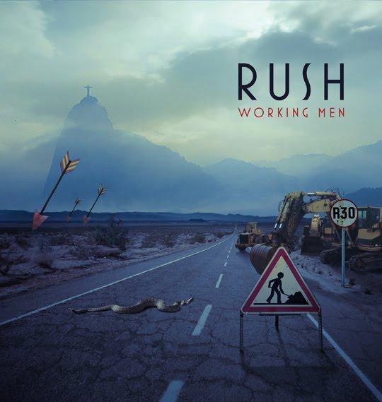 Rock gig reviews rush working men