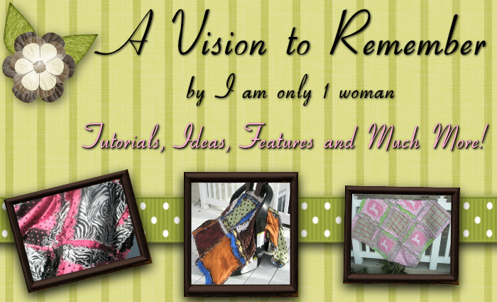 A Vision to Remember All Things Handmade Blog