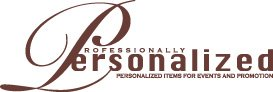 Professionally Personalized for embroidery, screen printing, and promotional items