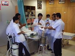 Amali di Jabatan Orthopedik HTJ