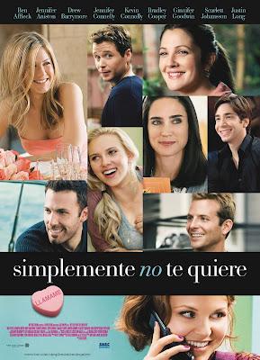 Simplemente No Te Quiere (2009)   3gp/Mp4/DVDRip Latino HD Mega