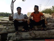 Bareng juragan kayu illegal logging