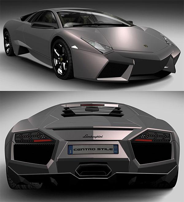 WOW, Gila Ada Orang Miskin Bawa Lamborghini