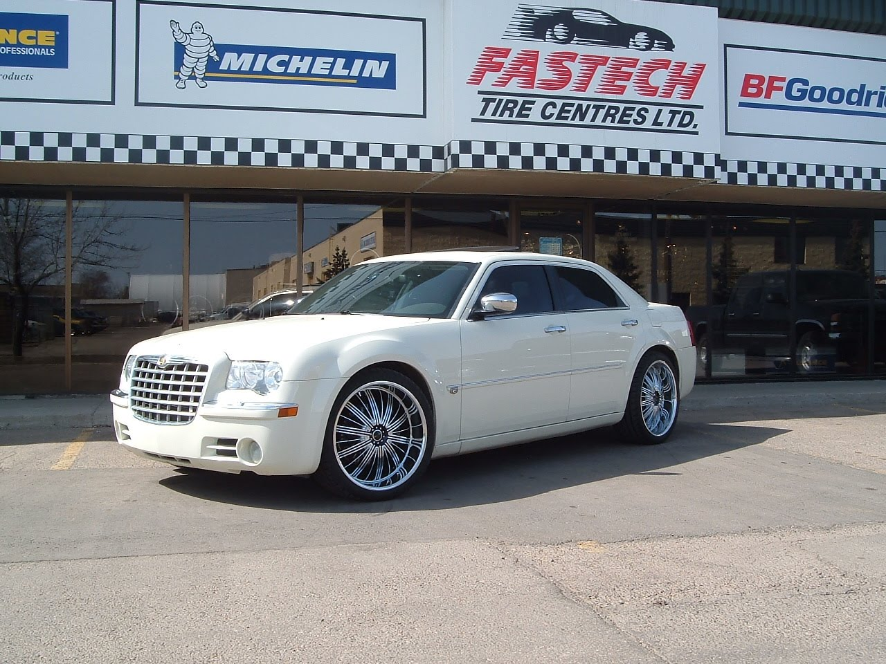 this 2006 Chrysler 300C.