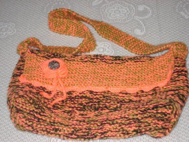 Mala feita em Lã