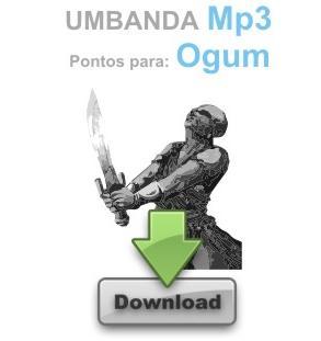 PONTOS EM MP3 PARA OGUM
