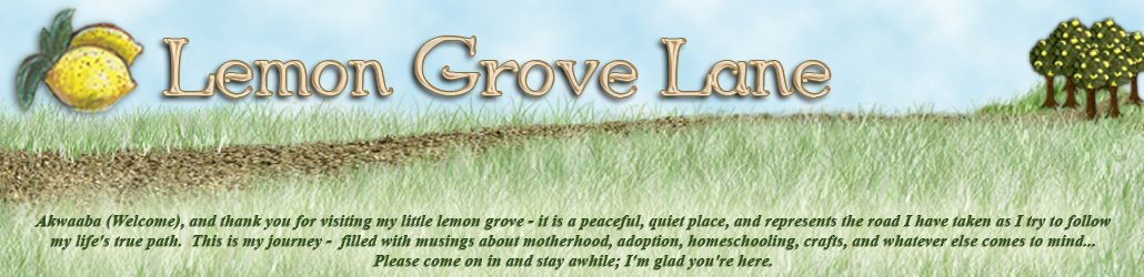 Lemon Grove Lane