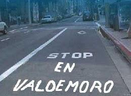 STOP EN VALDEMORO
