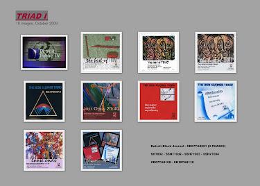 TRIAD I CD Albums